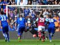Лестер - Вест Хэм 2:2. Видео голов и обзор матча чемпионата Англии