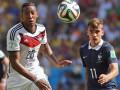 Германия – Франция: Статистика противостояний