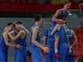 Сборная Украины U-18 вышла в финал Евробаскета