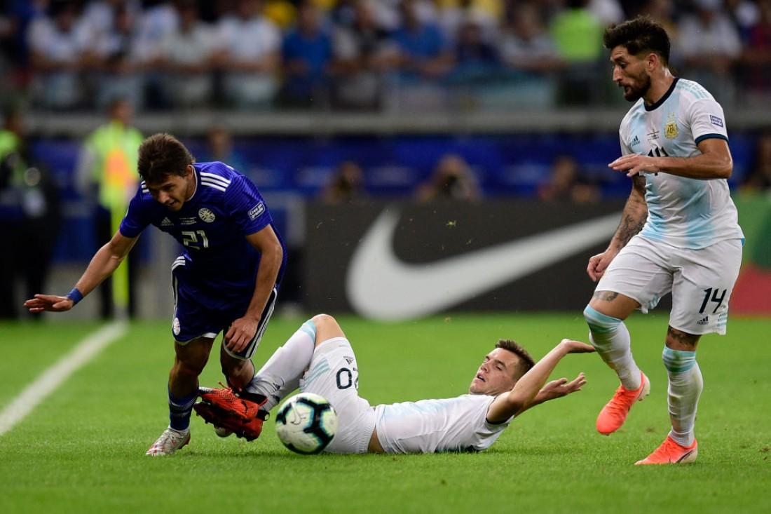 Аргентина и Парагвай сильнейшего не выявили
