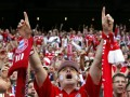 Фанаты Баварии освистали певицу, одевшую на концерте шарф соперника мюнхенского клуба