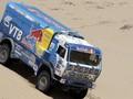 Дакар-2010: Кабиров приводит свой грузовик первым