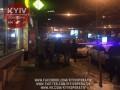 В Киеве произошла драка между украинскими и турецкими болельщиками