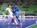 Украинец попал в символическую сборную Евро-2018 по футзалу