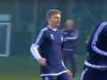 Корзун и Яковенко провели первую тренировку с Динамо