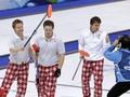 Керлинг: Норвегия и Канада буду бороться за золото