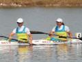 Европейские игры: Повх и Куклиновская завоевали золотую медаль в гребле на байдарках