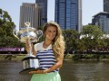 Азаренка возглавила рейтинг WTA