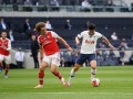 Тоттенхэм - Арсенал 2:1 видео голов и обзор матча чемпионата Англии