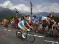 Гривко занял 13-е место на первом этапе Тур де Франс