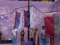 Случайный курьез: На церемонии награждения упали российские флаги