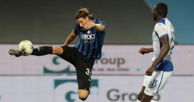 Аталанта - Сампдория 2:0 видео голов и обзор матча чемпионата Италии