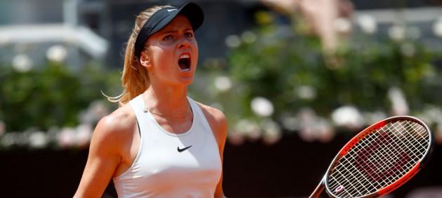 Свитолина второй год подряд обыгрывает Халеп в финале турнира в Риме