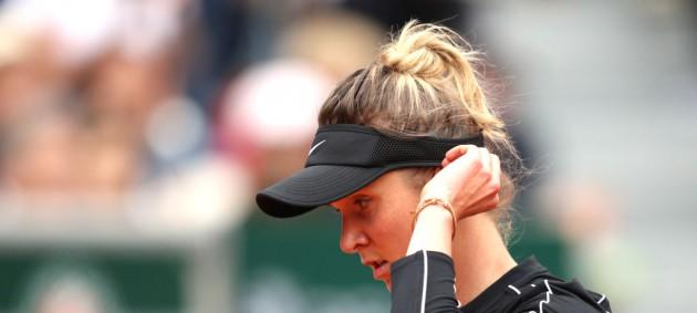 Свитолина потерпела поражение во втором матче за день и покинула турнир в Чжэнчжоу