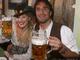Пиво для бомбардира: Лука Тони с бокалом