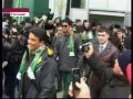 Команда Рамзана Кадыров уступила бразильским ветеранам