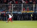 Союз футбола Сербии осудил действия хулиганов и итальянской полиции