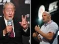 Арум: Глава UFC выставляет себя идиотом, пытаясь провести бой Нурмагомедов - Фергюсон