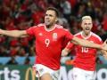 Гол форварда Уэльса признан лучшим в матчах 1/4 финала Евро-2016