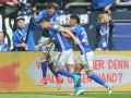 Коноплянка заработал пенальти в матче с Гамбургом
