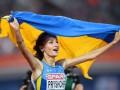 Стал известен состав сборной Украины по легкой атлетике на Олимпиаду-2016