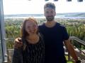 Шведская биатлонистка сделала предложение своему возлюбленному