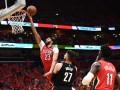 Нью-Орлеан стал первым четвертьфиналистом плей-офф НБА