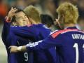 Япония огласила состав команды на ЧМ-2014