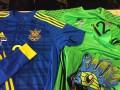 Стало известно, в какой форме сыграет сборная Украины против Сербии