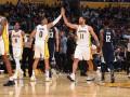 Невероятная комбинация игроков Лейкерс – лучший момент дня в НБА