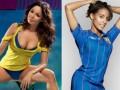 Украина vs Франция. Чьи девушки и жены красивее (ФОТО)