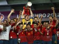 Фотогалерея: Viva Espana. Триумф сборной Испании на Евро-2012