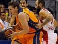 Евролига. Олимпиакос увозит тяжелую победу из Валенсии