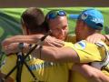 Лучники принесли Украине второе