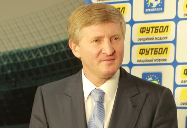 Ахметов призывает руководство Арсенала доиграть чемпионат