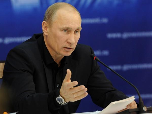 Владимир Путин ответил критикам Универсиады