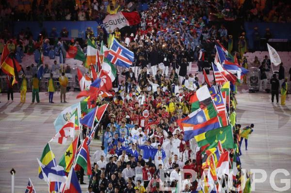 Закрытие Олимпиады в Рио
