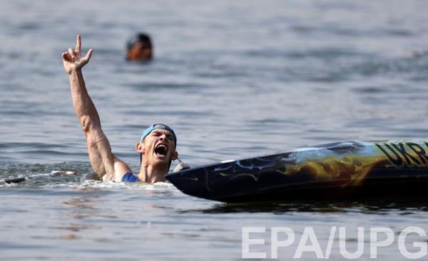 Юрий Чебан – олимпийский чемпион Рио