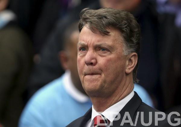 Ван Гал верит в успех своей команды в борьбе за топ-4 чемпионата Англии