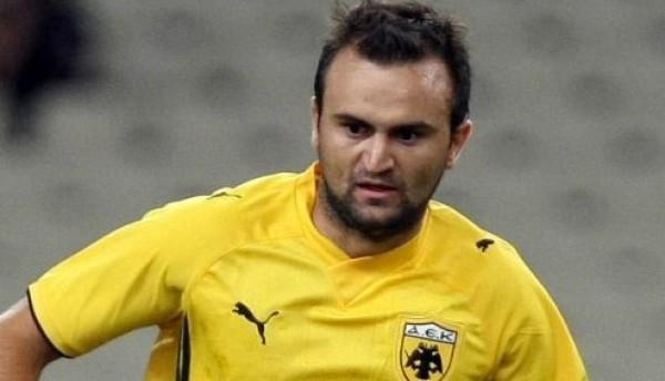 Основной защитник сборной Греции будет играть в Полтаве