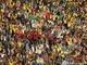Болельщики Ганы начинают праздновать