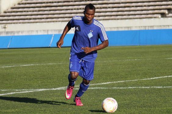 Браун Идейе готов помочь Динамо в матче с Бордо