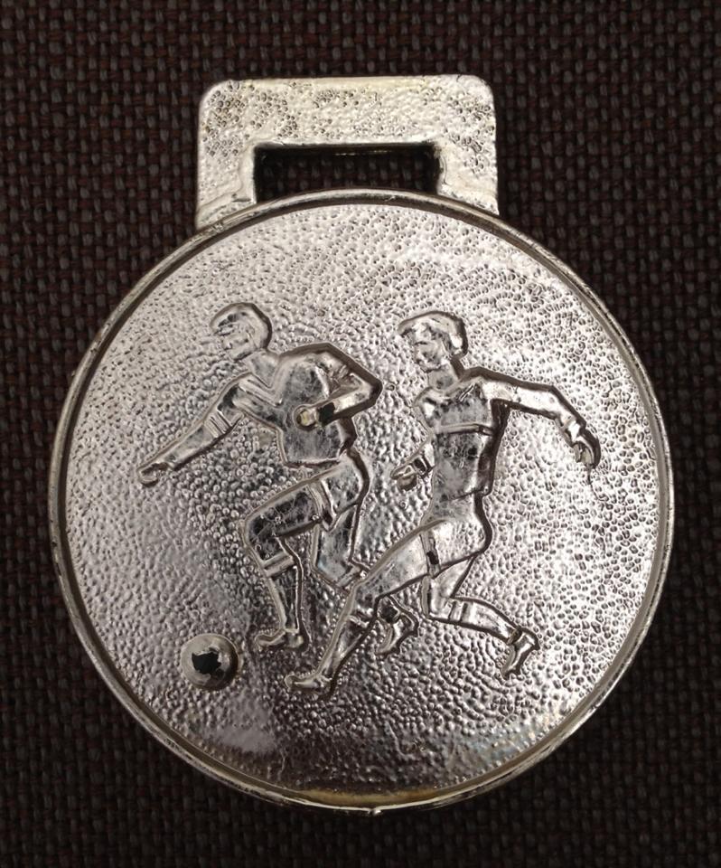 Пророческая медаль вратаря киевского Динамо