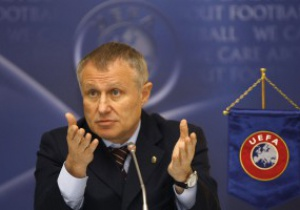 Григорий Суркис снова баллотируется в Исполком УЕФА