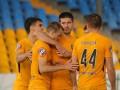 Александрия - Заря 1:0 видео гола и обзор матча УПЛ