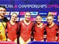 Украинские гимнастки вошли в топ-5 сильнейших в Европе