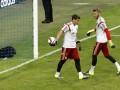 Дель Боске: Не принял решение, кто будет основным голкипером на Евро-2016