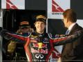 Гран-при Австралии: Феттель побеждает, Петров финиширует третьим