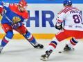 Российская певица забыла слова гимна перед хоккейным матчем сборной
