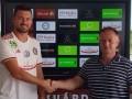 Официально: Милевский будет выступать в чемпионате Венгрии
